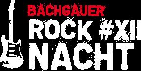 Bachgauer Rocknacht 2018 • Bands 2014